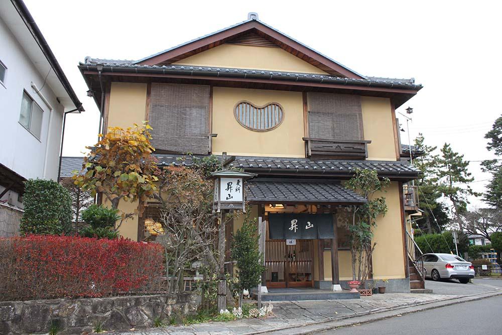 江戸蕎麦が気軽に楽しめるお店 千葉県流山市 昇山(しょうざん)
