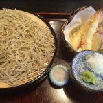 祖父の代から約60年、天ぷらとそば一筋にやってきました。